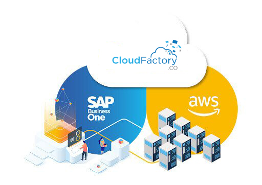 SAP-Business-One-AWSwith-CloudFactory