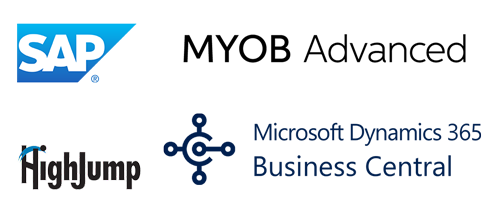 SAP-business-one,-MYOB-Advanced,-HighJump,-and-Microsoft-Dynamics